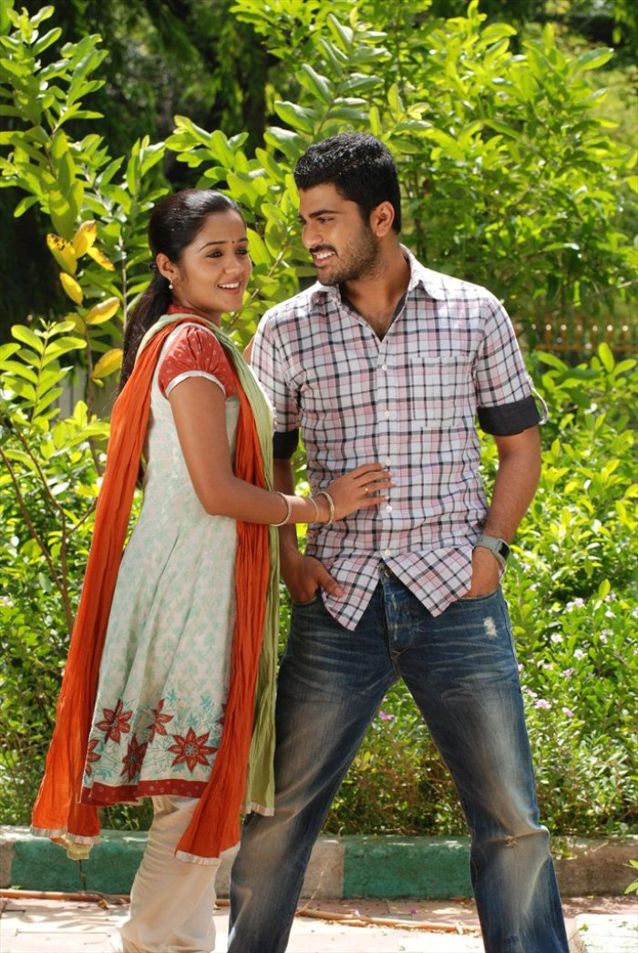 Ananya Sharwanand in Engeyum Eppothum Tamil Movie Stills