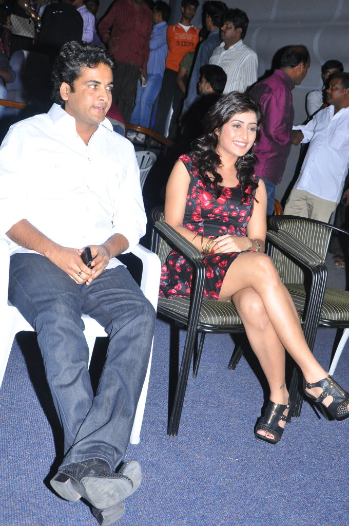 Anisha Singh HOT at Ayyare Movie Audio Launch