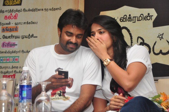 Deiva Thirumagal Success Meet Event