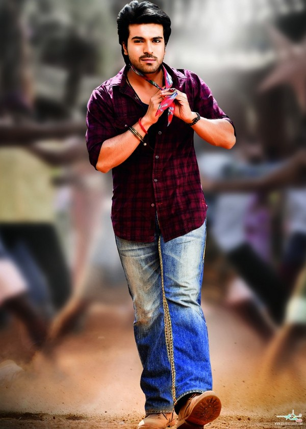 Racha Movie Official Latest Wallpapers - 5th April, 2012