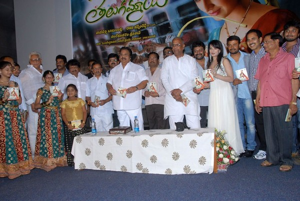 Saloni 'Telugammayi' Movie Audio Release Function