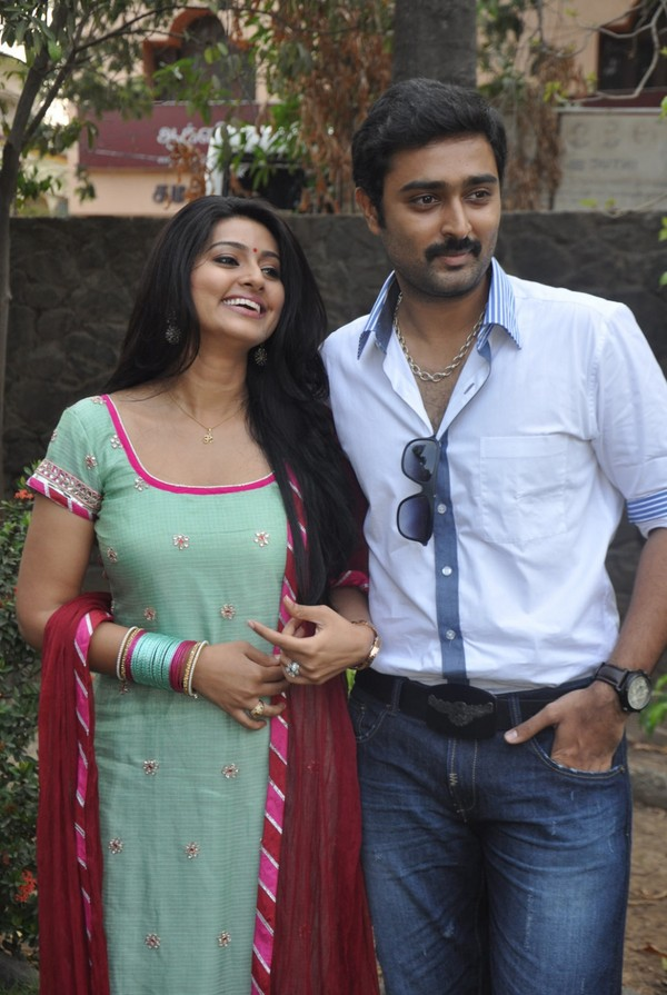 Sneha and Prasanna Marriage Press Meet