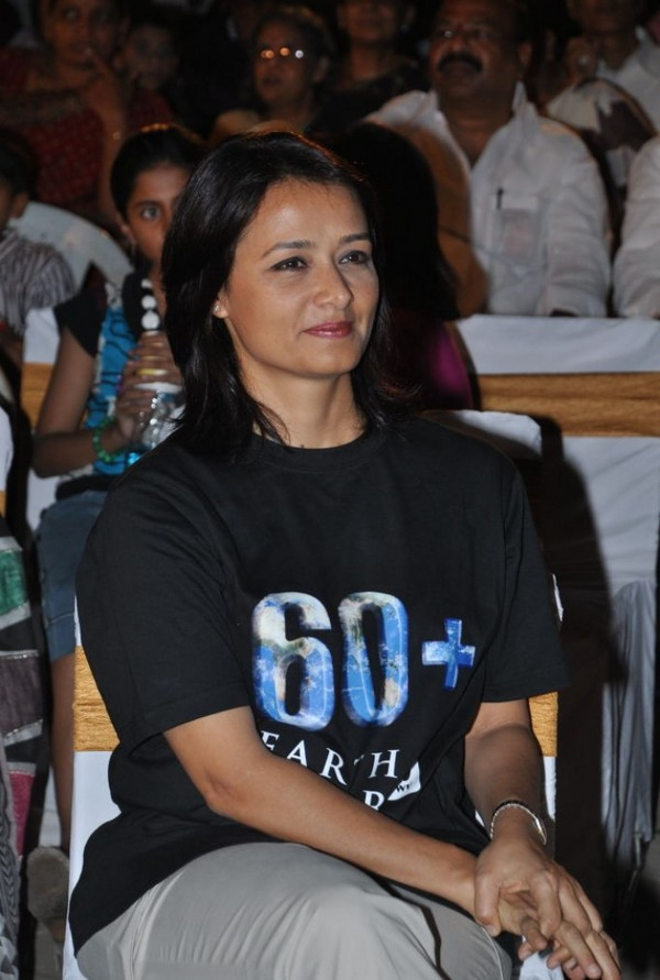 Telugu Celebs Stars at '60 Earth Hour' Event - 2nd April, 2012