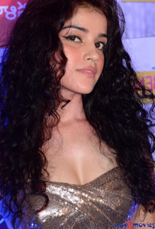 Piaa Bajpai At 'Backbench Student' Movie Premiere