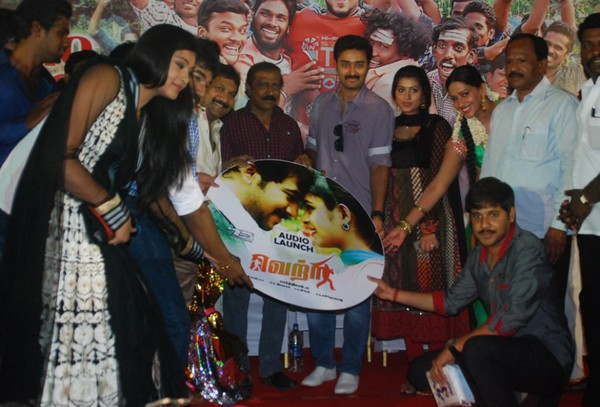 'Vettri' Movie Music Launch in Chennai