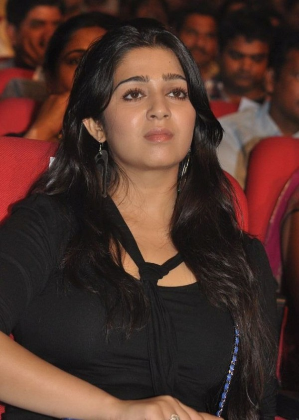 Charmi Kaur (Charmy) Hot Photos at 'Iddarammayilatho' Movie Audio Launch