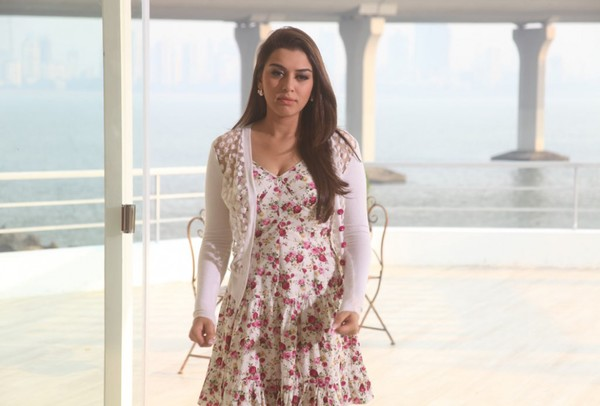 Hansika Hot Stills in 'Naughty Boys' Movie