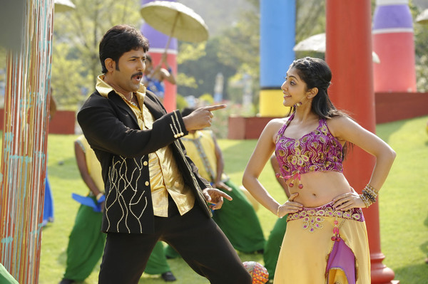 'Ramachari' Movie Stills ft. Kamalinee Mukherjee - May 8, 2013