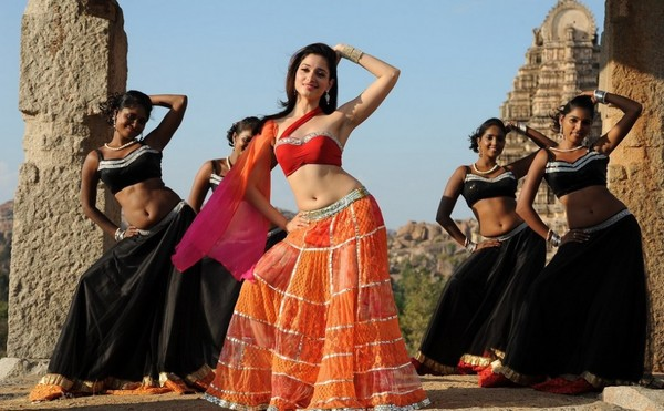 'Thadaka' Movie Stills ft. Tamannaah, Andrea Jeremiah and Naga Chaitanya